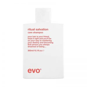 evo ritual salvation care shampoo