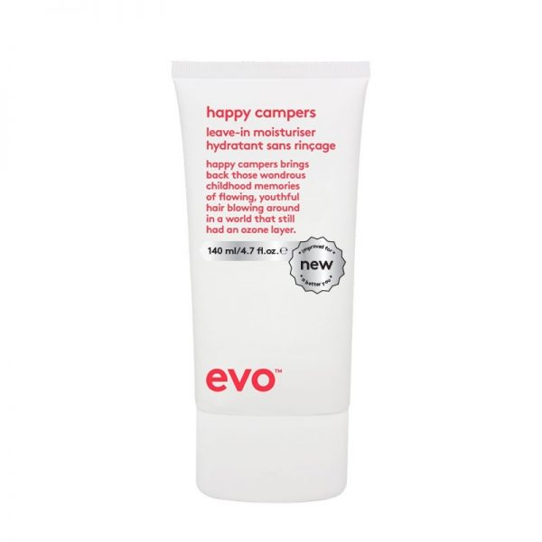 evo happy campers leave in moisturiser