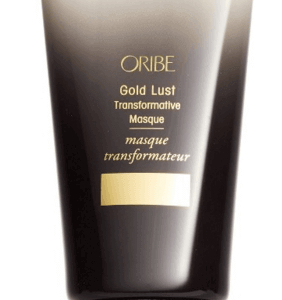 gold lust masque